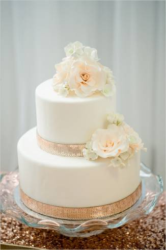 bolo de noivado 2 andares