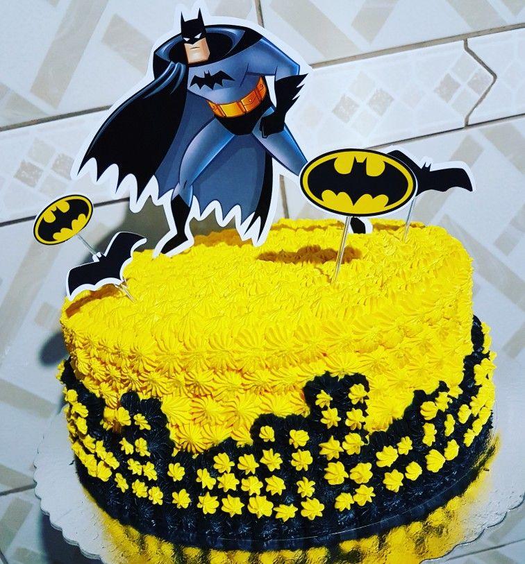 Bolo Do Batman As 30 Melhores Imagens E Id 233 Ias Para A Sua