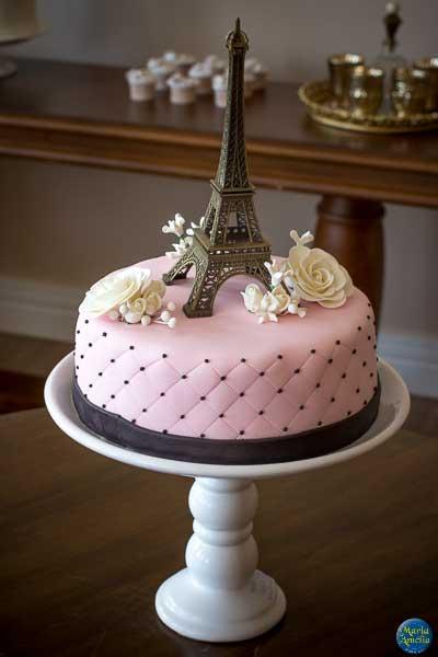 Bolo Paris simples