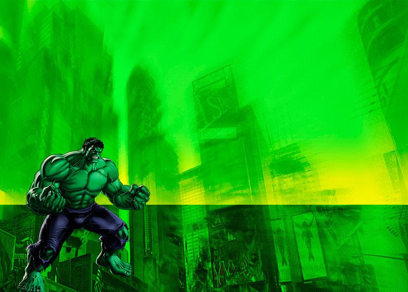 Convite Do Hulk 30 Ideias Para Voce Se Inspirar