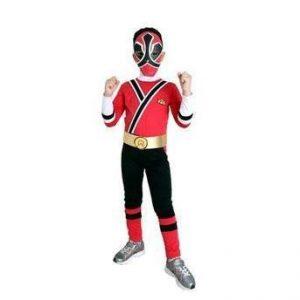 Fantasia Power Rangers Infantil