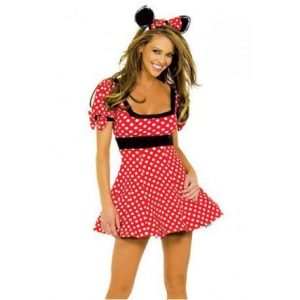 Fantasias da Minnie Vermelha