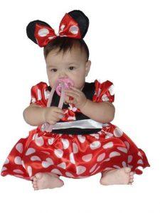 Fantasias da Minnie para bebê
