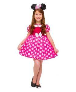 Fantasias da Minnie Rosa