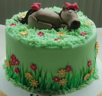 bolo fazendinha chantilly