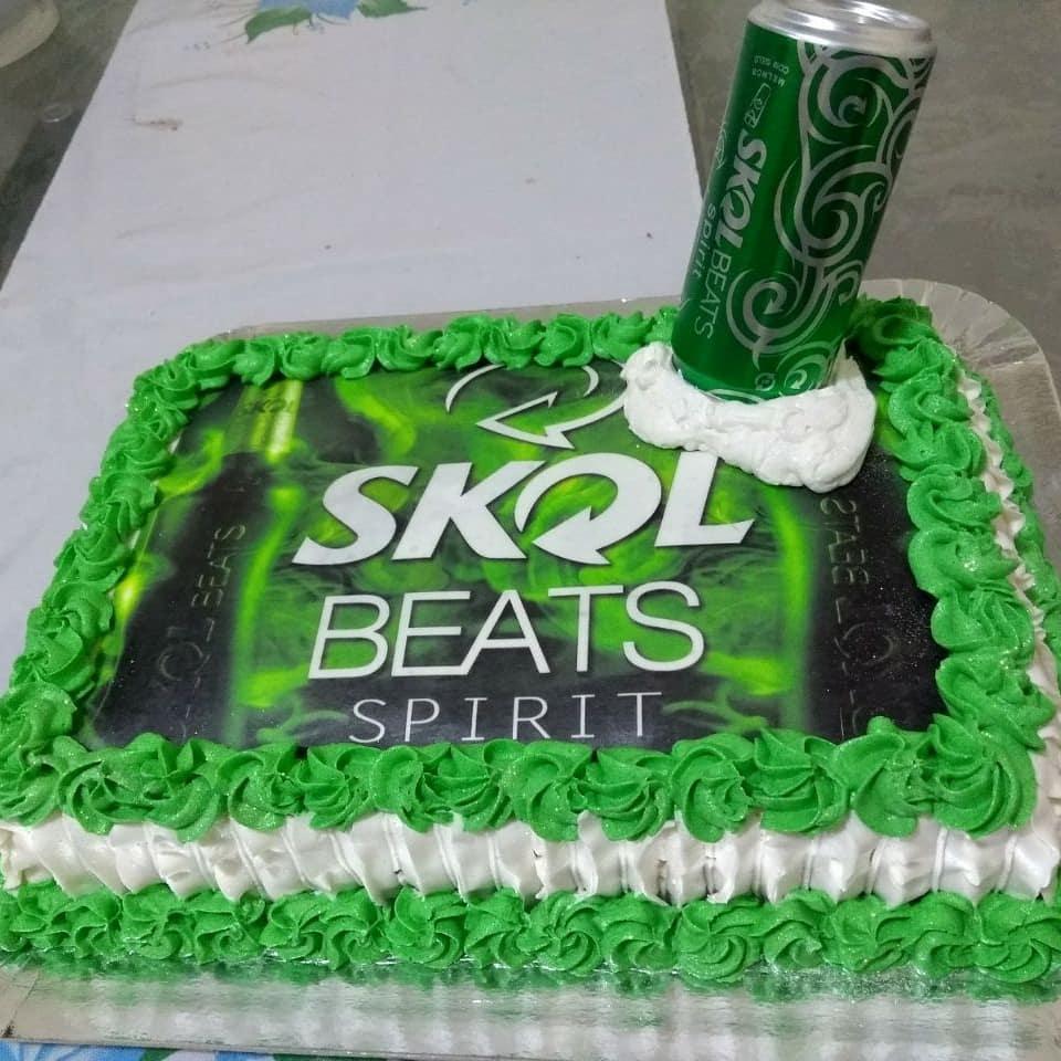 bolo skol beats verde