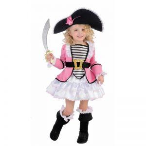 Fantasia de pirata infantil
