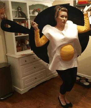 Fantasias criativas para grávidas