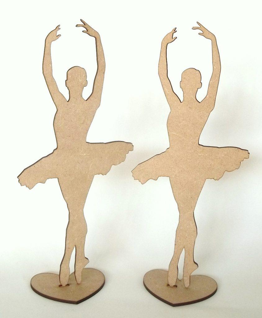 lembrancinhas de mesa bailarina