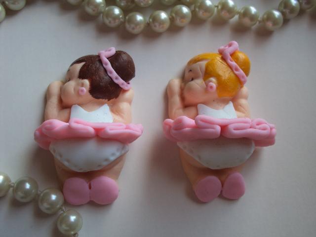 lembrancinhas bailarina biscuit