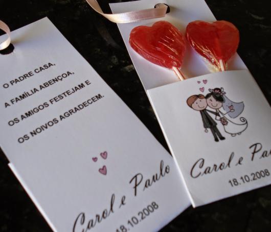 lembrancinhas de casamento simples e barata