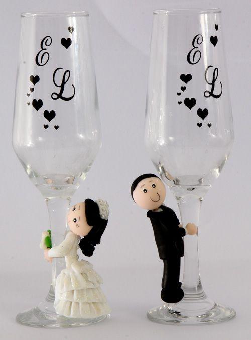 taça lembrancinha de casamento