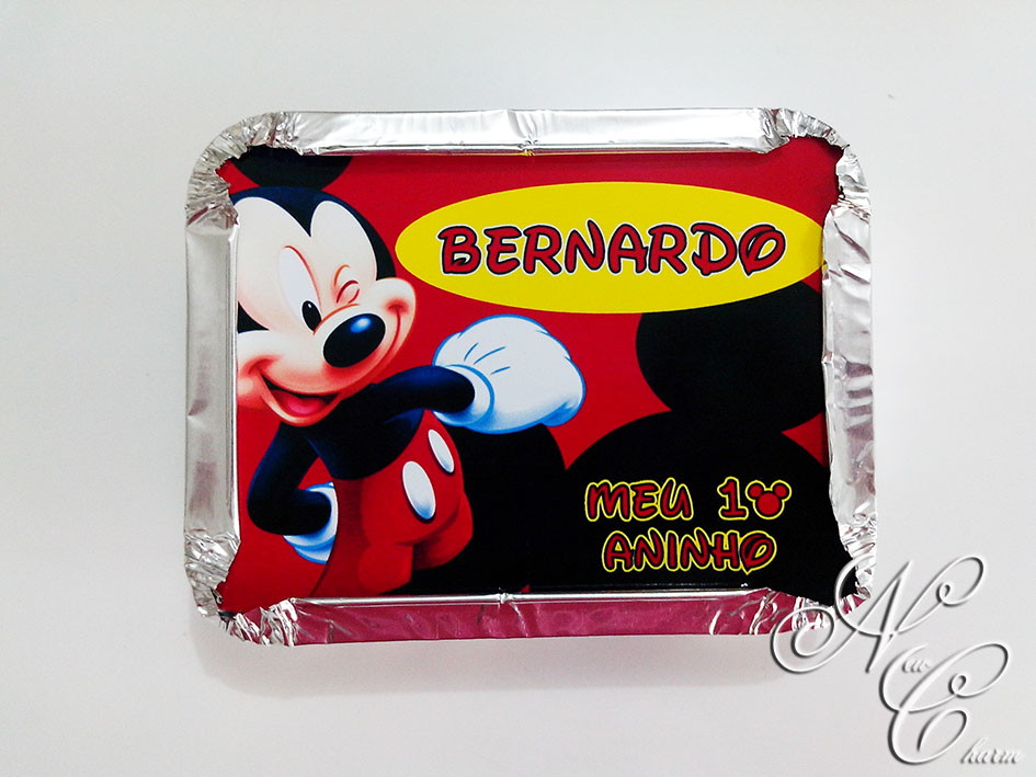 Lembrancinhas do mickey mouse