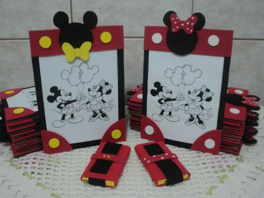Lembrancinhas do mickey e da minnie