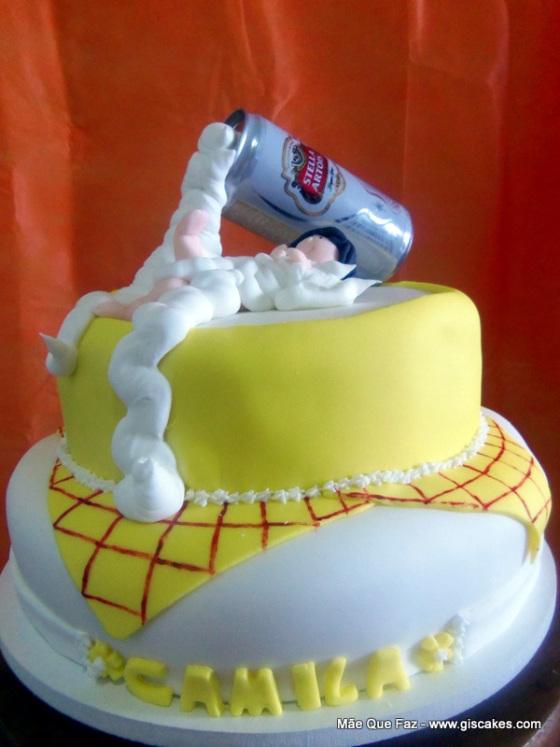 bolo boteco dois andares