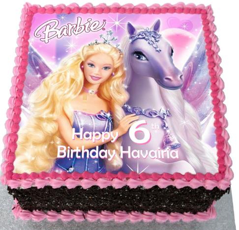Bolo Da Barbie 68 Dicas E Inspiracoes Para Sua Festa