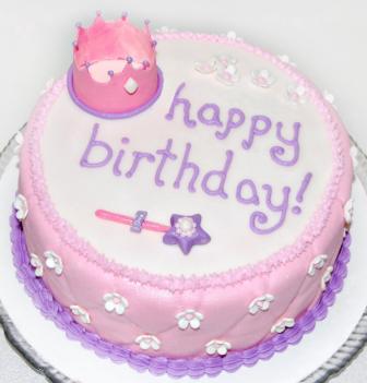 bolo de princesa simples