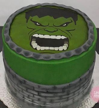 Bolo Do Hulk Sao 65 Dicas E Ideias Para Se Inspirar Na Hora De