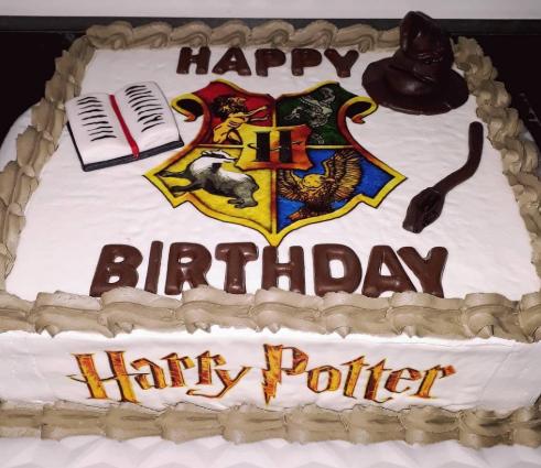 bolo-de-aniversário-harry-potter