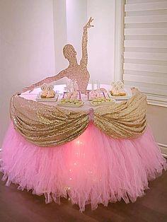 festa bailarina simples