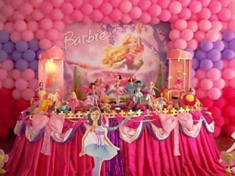 barbie bailarina festa