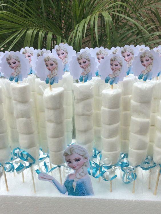 festa frozen lembrancinhas