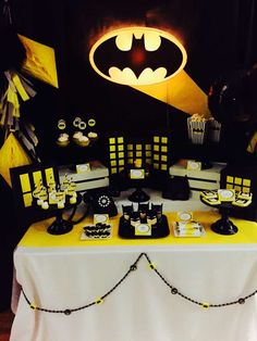 festa batman adulto