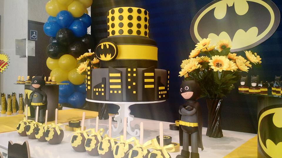 festa batman baby