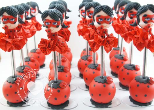 lembrancinha de festa ladybug