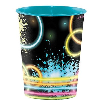 copos festa neon