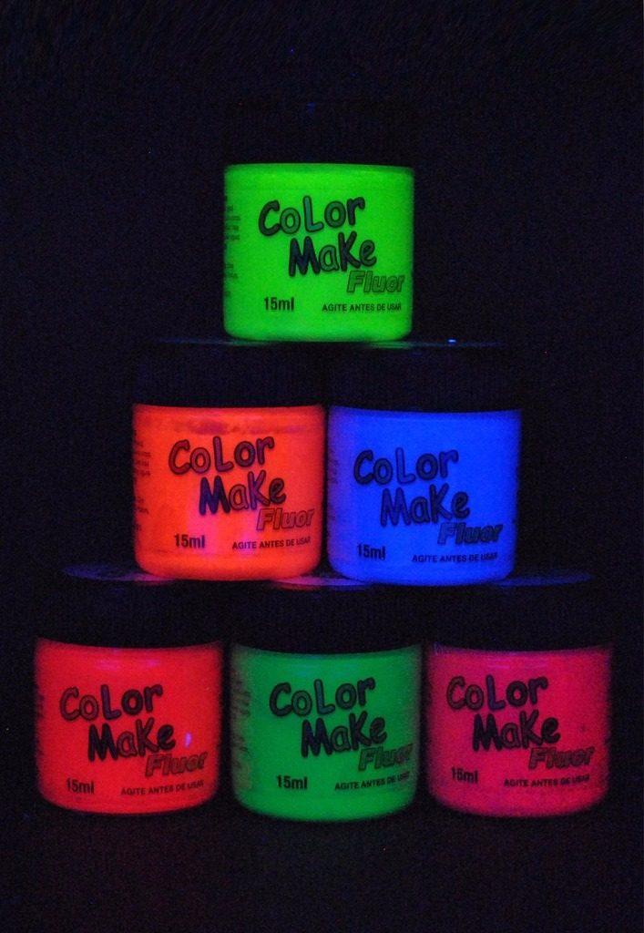 festa neon tinta