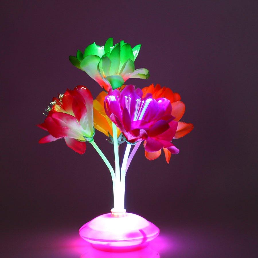 enfeite de mesa festa neon