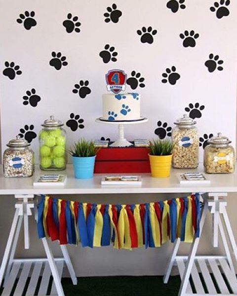 festa patrulha canina simples
