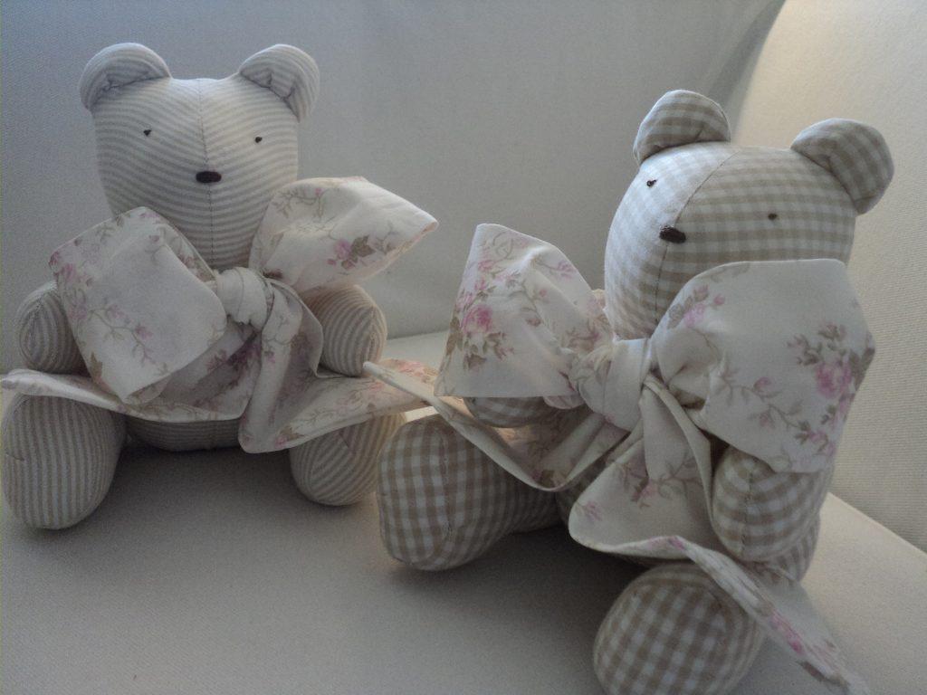 lembrancinha de maternidade ursinho