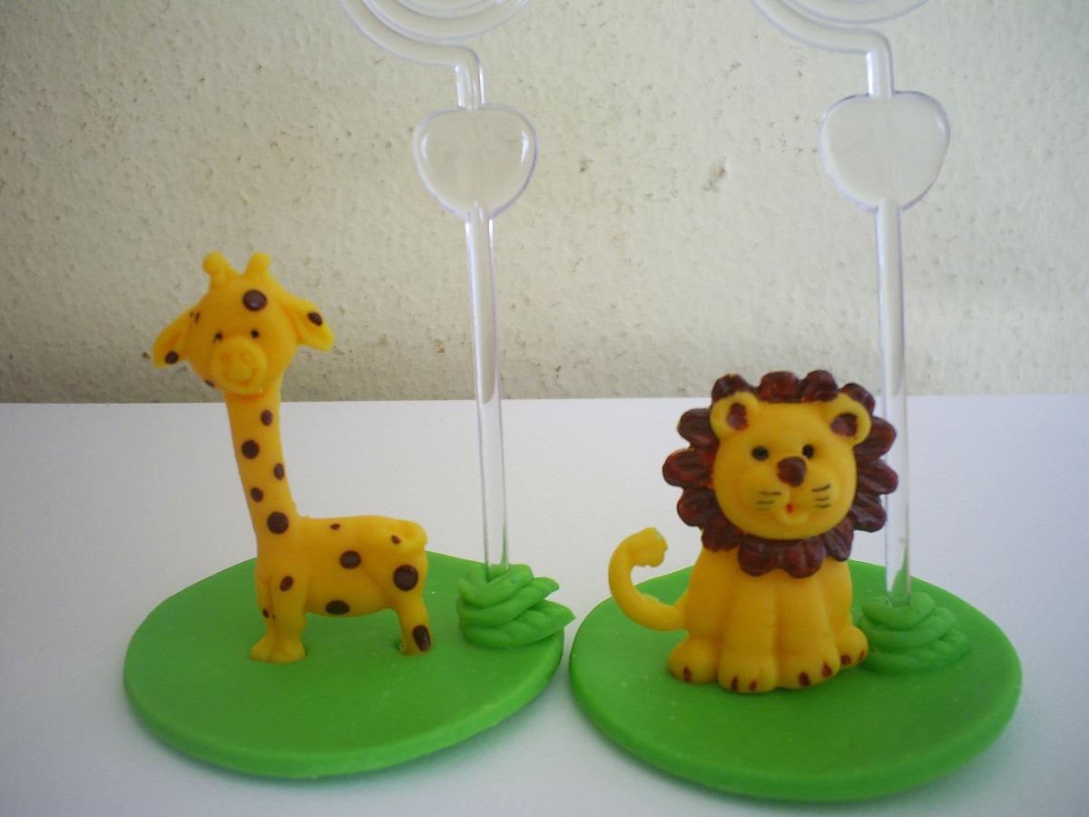 lembrancinha safari cha de bebe