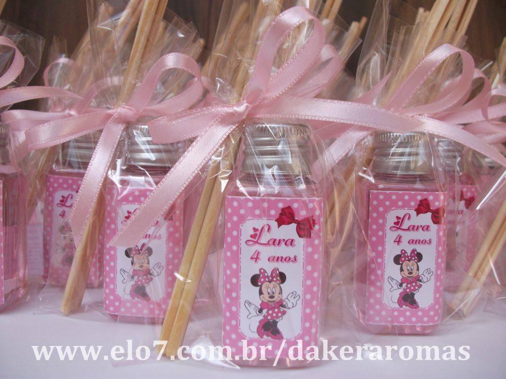 embrancinhas da minnie rosa fácil de fazer