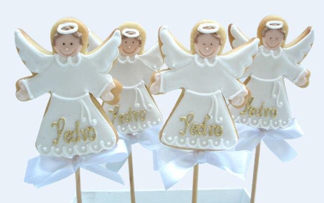 Lembrancinhas de batizado para convidados