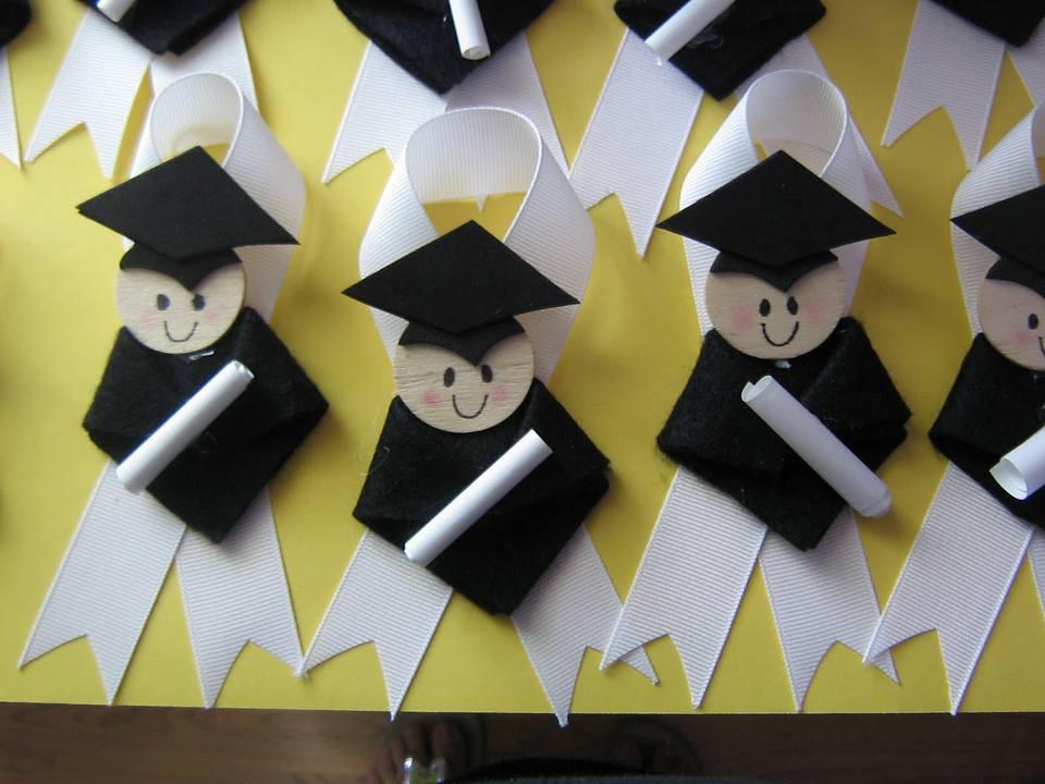 Lembrancinhas de formatura educação infantil