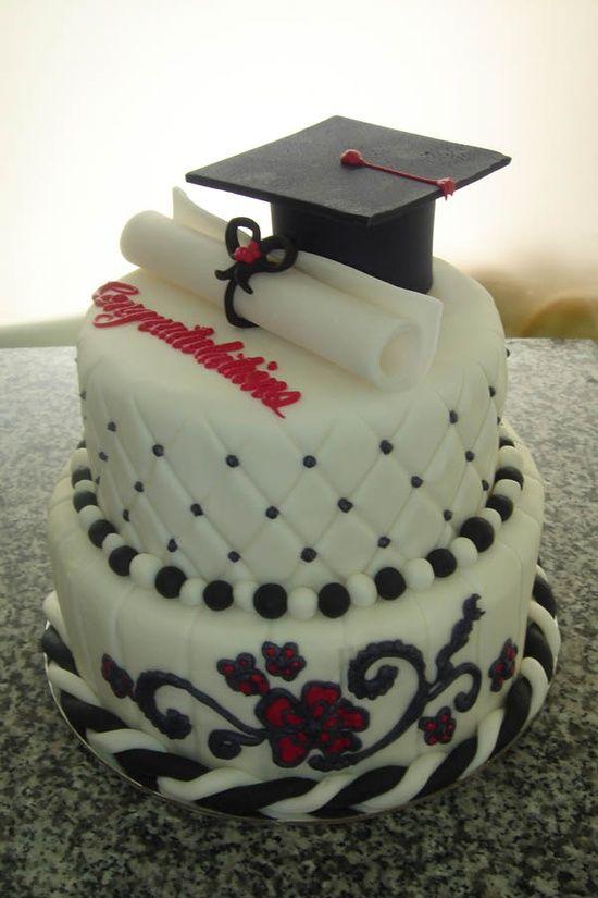 bolo de formatura 3 ano do ensino médio