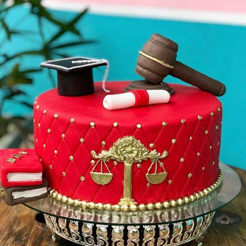 bolo de formatura direito
