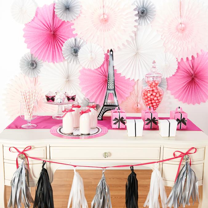 festa paris simples