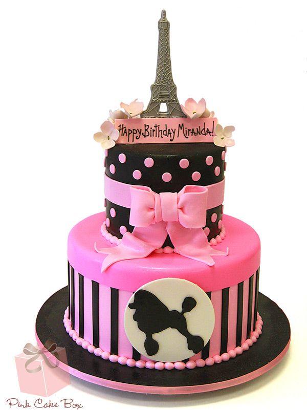 bolo festa paris