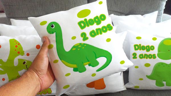 lembrancinha dinossauro simples