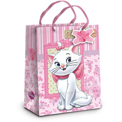 lembrancinha gatinha marie sacolinha