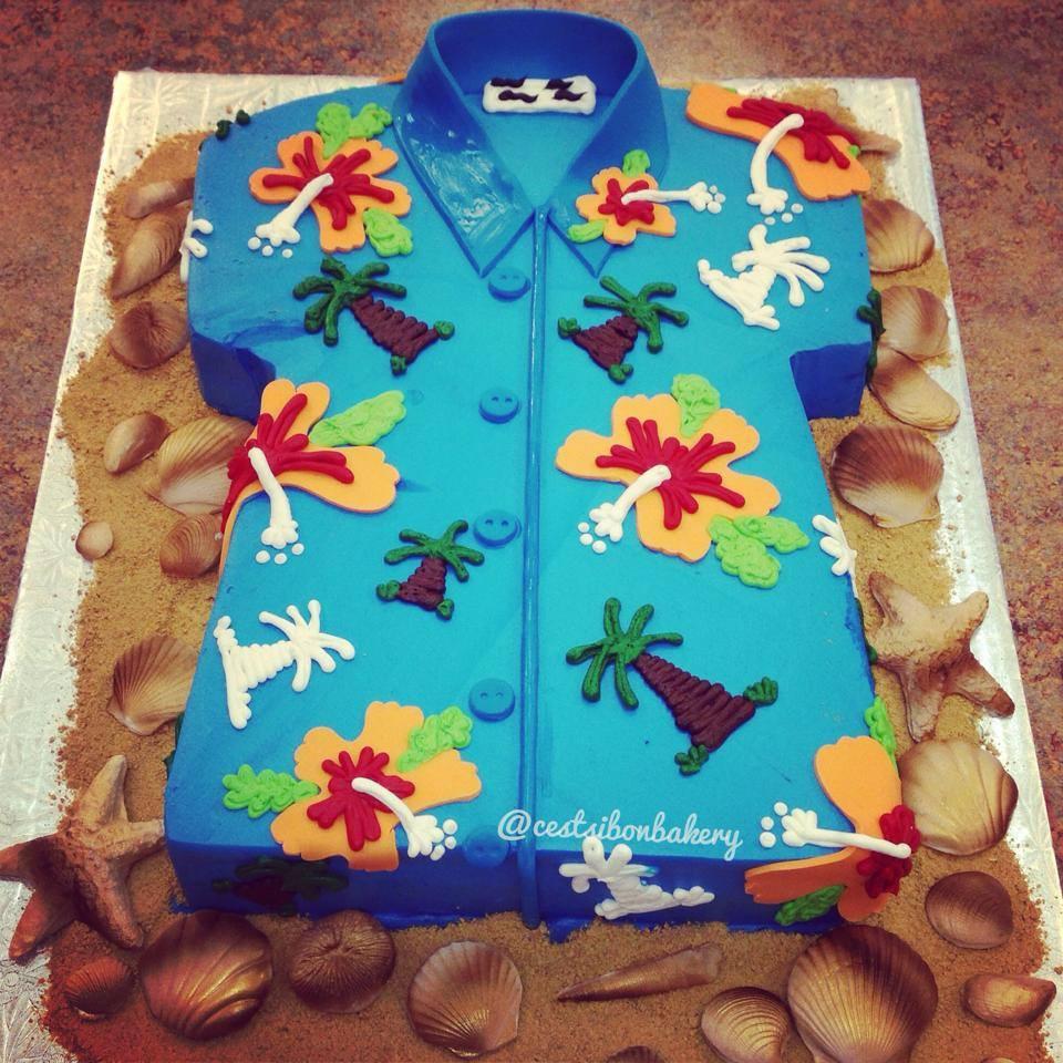 bolo havaiano masculino