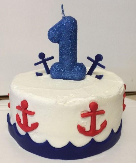bolo marinheiro simples
