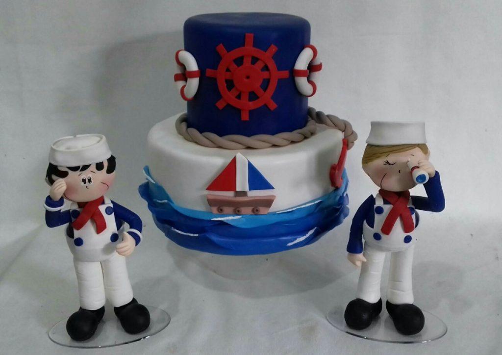 bolo marinheiro 2 andares