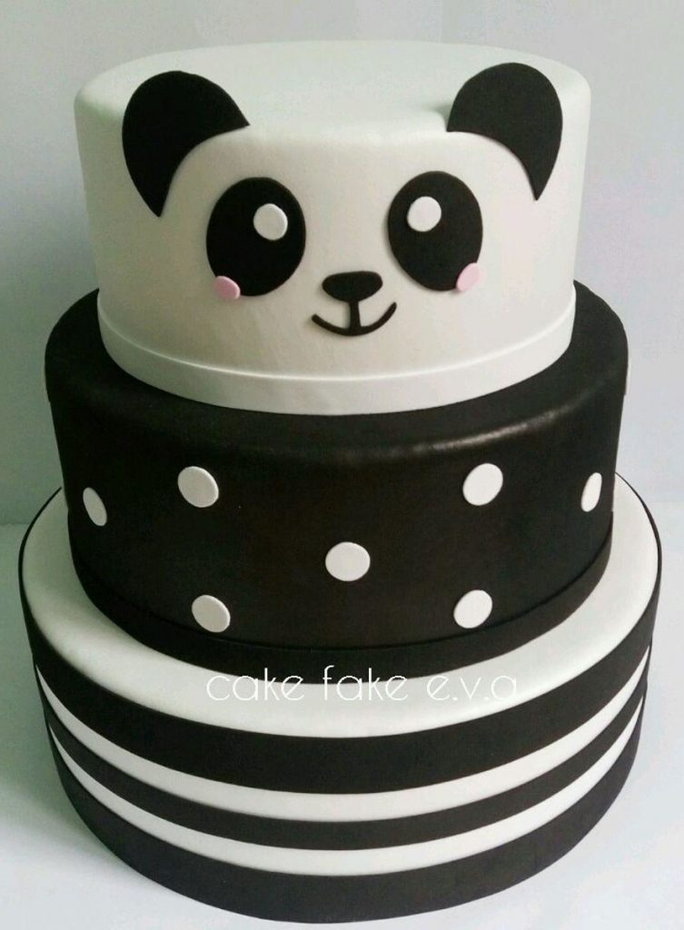 bolo panda fake