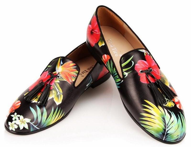 calçados para festa havaiana