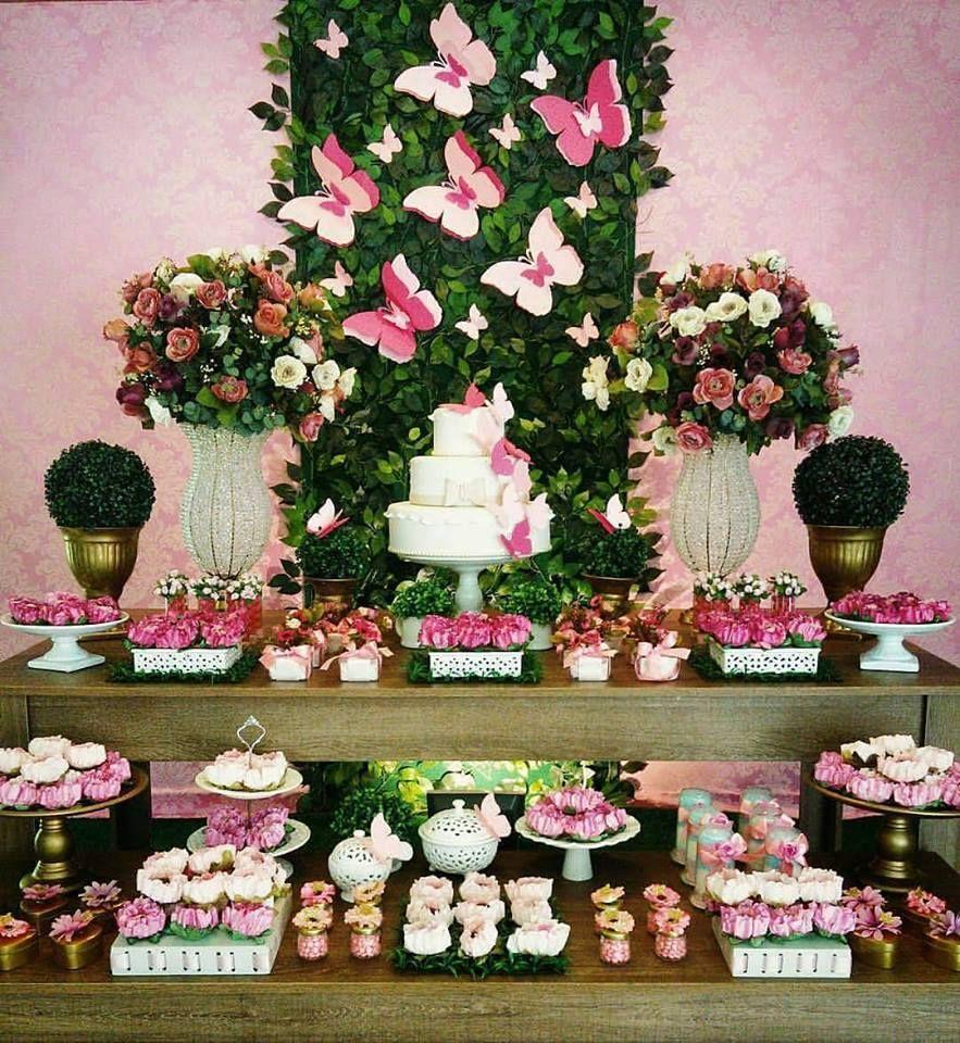 festa jardim encantado luxo